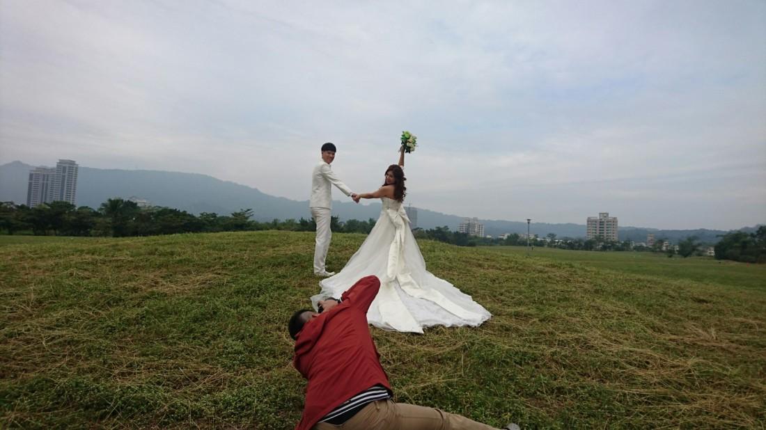 高雄婚禮攝影師