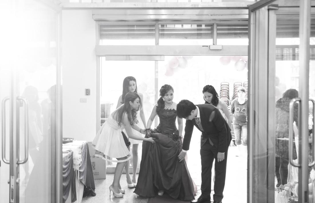 高雄婚禮拍照-婚禮攝影與婚禮紀錄