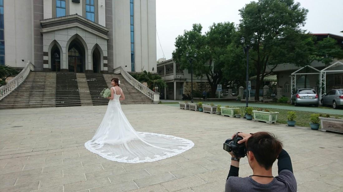 自助婚紗-整個城市都是你的攝影棚